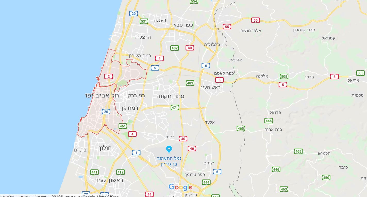 סניף תל אביב